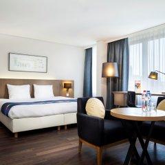 Отель Park Inn by Radisson Antwerpen 3* Улучшенный номер с различными типами кроватей