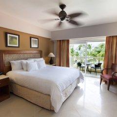 Отель Occidental Caribe - All Inclusive 3* Улучшенный номер с различными типами кроватей