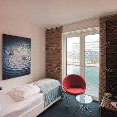 Отель Copenhagen Island 4* Улучшенный номер с различными типами кроватей фото 3