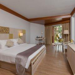Отель Best Western Premier Bangtao Beach Resort & Spa 4* Улучшенный номер разные типы кроватей фото 3