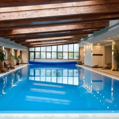 St. Ivan Rilski Hotel & Apartments бассейн