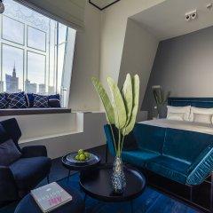 Hotel Indigo Warsaw - Nowy Swiat комната для гостей
