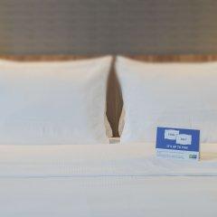 Отель Holiday Inn Express Dusseldorf - City 3* Стандартный номер с различными типами кроватей