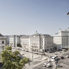 Grand Ferdinand Vienna - Your Hotel In The City Center вид на город