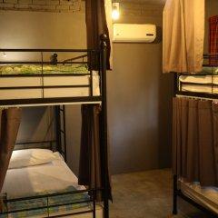 Mr.Comma Guesthouse - Hostel Кровать в общем номере с двухъярусной кроватью