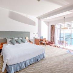 Отель Novotel Nha Trang 4* Номер Делюкс с различными типами кроватей
