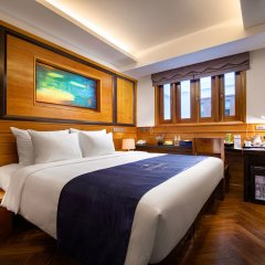 Haibay hotel 3* Стандартный номер с различными типами кроватей