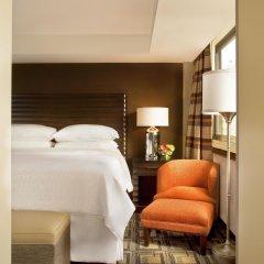 Отель Sheraton New York Times Square 4* Стандартный номер с различными типами кроватей