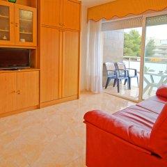 Отель Apartaments Costa d'Or Апартаменты с различными типами кроватей