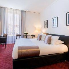 Best Western Plus Hotel Massena Nice 4* Улучшенный номер с различными типами кроватей