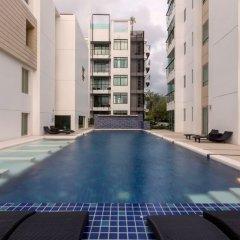 Апартаменты The Regent Phuket Serviced Apartment Kamala Beach открытый бассейн фото 8