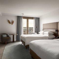 Amsterdam Marriott Hotel 5* Стандартный семейный номер с 2 отдельными кроватями