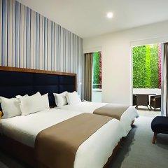 TRYP by Wyndham Mexico City World Trade Center Area Hotel 3* Номер категории Премиум с различными типами кроватей