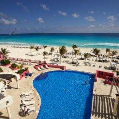 Отель Nyx Cancun All Inclusive Мексика, Канкун - 2 отзыва об отеле, цены и фото номеров - забронировать отель Nyx Cancun All Inclusive онлайн интерьер отеля фото 2