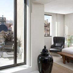 Отель Mandarin Oriental Barcelona 5* Люкс с различными типами кроватей фото 3