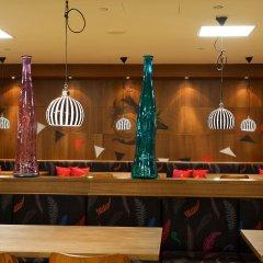 Отель Scandic Paasi место для завтрака