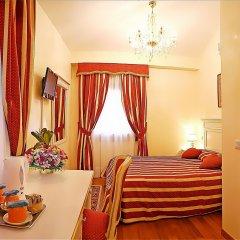 Hotel San Luca Venezia 3* Стандартный номер с различными типами кроватей фото 20