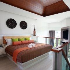 Отель Natai Beach Resort & Spa Phang Nga 5* Стандартный номер с различными типами кроватей
