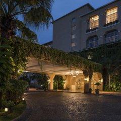 Отель The Ritz-Carlton Cancun экстерьер