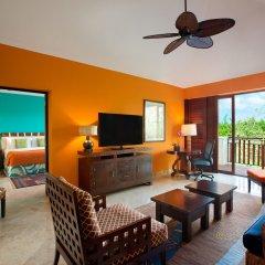 Отель Fairmont Mayakoba 5* Люкс с двуспальной кроватью фото 2