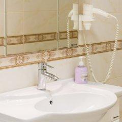 Гостиница Оазис в Лесу Номер Делюкс с различными типами кроватей