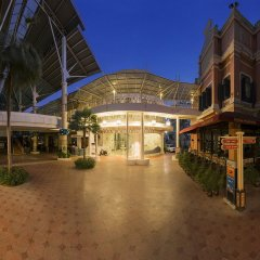 Pimnara Boutique Hotel вид на город