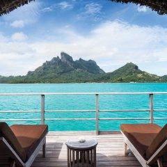Отель Four Seasons Resort Bora Bora 5* Люкс с различными типами кроватей фото 5