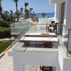 Отель Adams Beach балкон фото 2