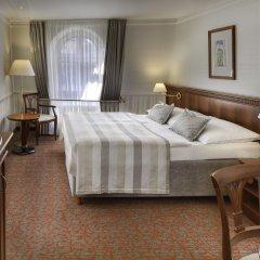 Adria Hotel Prague 5* Стандартный номер фото 11