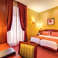 Отель Augusta Lucilla Palace 4* Стандартный номер с различными типами кроватей фото 25