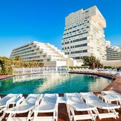 Отель Park Royal Cancun - Все включено Мексика, Канкун - отзывы, цены и фото номеров - забронировать отель Park Royal Cancun - Все включено онлайн открытый бассейн фото 5
