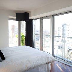 Апартаменты You Stylish Beach Apartments Улучшенные апартаменты с различными типами кроватей