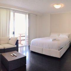 Отель Cathedral Place Студия с различными типами кроватей
