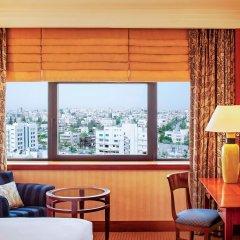 Отель Le Grand Amman Managed By AccorHotels 5* Улучшенный номер с различными типами кроватей