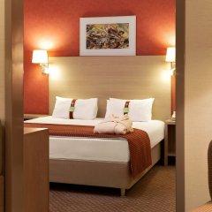 Гостиница Холидей Инн Москва Лесная 4* Люкс с различными типами кроватей фото 2