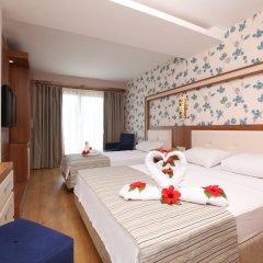 Отель Liberty Hotels Oludeniz 4* Улучшенный номер с различными типами кроватей фото 3
