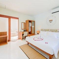 Отель L'esprit de Naiyang Beach Resort 4* Стандартный номер разные типы кроватей фото 2