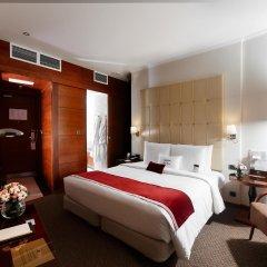 Гостиница DoubleTree by Hilton Novosibirsk 4* Стандартный номер разные типы кроватей фото 6