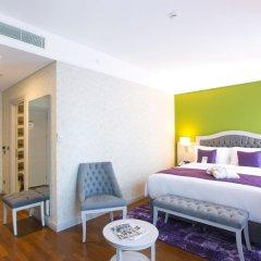 Отель Mercure Tbilisi Old Town Улучшенный номер с различными типами кроватей фото 3