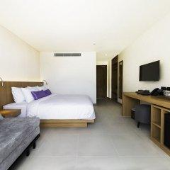 Отель The Lunar Patong 3* Стандартный номер с различными типами кроватей
