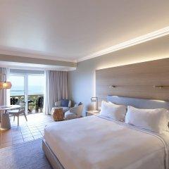 Отель Praia D'El Rey Marriott Golf & Beach Resort 5* Номер Премиум разные типы кроватей