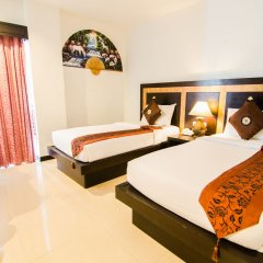 Отель Amata Patong 4* Стандартный номер с различными типами кроватей фото 4