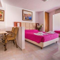 Bella Vista Hotel Apartments 3* Студия с различными типами кроватей