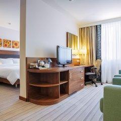 Гостиница Hilton Garden Inn Краснодар (Хилтон Гарден Инн Краснодар) 4* Улучшенный номер разные типы кроватей фото 6