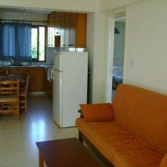 Апартаменты Rododafni Beach Apartments Апартаменты с различными типами кроватей
