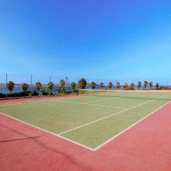 Paradise Bay Hotel теннисный корт