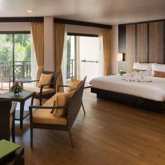 Отель Deevana Patong Resort & Spa 4* Люкс с различными типами кроватей фото 2