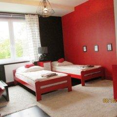 Отель SuperiQ Villa 3* Стандартный номер с 2 отдельными кроватями