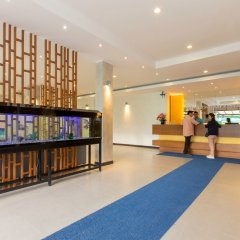 Отель Patong Bay Residence ресепшен