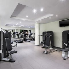 Отель Le Meridien Barcelona фитнесс-зал